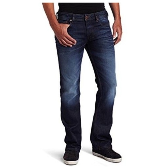 68839f0f174 Diesel Other - DIESEL Zatiny Bootcut Jeans 0073N W 29 L 30 Blue